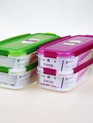 yooyee značky Nejlepší prodej BPA dlouhodobé skladování potravin nádoby s aretací víka