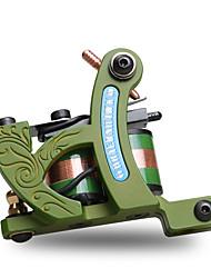 Tetovací strojek s cívkou Slitina železa Stínování Dvojitá cívka. 10 závinů 6-8 4700