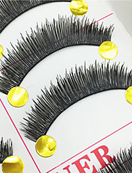 řasy Řasy Řasy plné Eyes tlusté Dodávající na objemu Ručně vyrobeno Vlákno Black Band 0.10mm 11mm