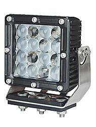 1ks super jasné modelu vedl pracovní světlo 8000lm vedl pracovní lampa 9-80v široký pracovní napětí LED světla