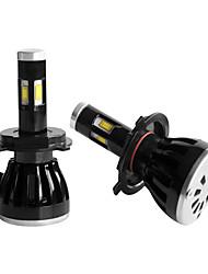 2016 nejnovější LED světlomet souprava 48waty 4800lm LED světlomet kit H7 LED světlomet kit