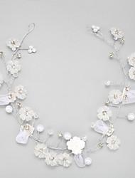 Mujer Diamantes Sintéticos Cristal Aleación Celada-Boda Ocasión especial Bandas de cabeza 1 Pieza