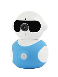 yanse® 960p 1.3megapixel h.264 ptz sem fio wi-fi câmera ip monitor de gravador de carro do bebê Mini HD