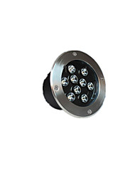 נורות LED המחתרת (4W עגול לבן הערה)