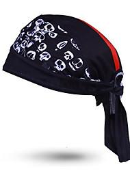 כובעים אופנייים נושם ייבוש מהיר עמיד אולטרה סגול עמיד לאבק חומרים קלים נגד החלקה מגביל חיידקים תומך זיעה נוח קרם הגנה יוניסקס שחור100%
