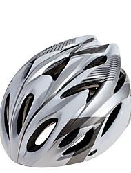 Hora / Cesta-Unisex-Cyklistika / Horská cyklistika / Silniční cyklistika / Rekreační cyklistika-Helma(Červená / Šedá / Modrá,PC / EPS)15