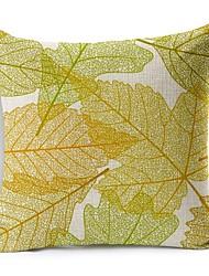 1 ks Polyester Polštářový potah,Vzor toile Módní a moderní / Zvýraznění / dekorace