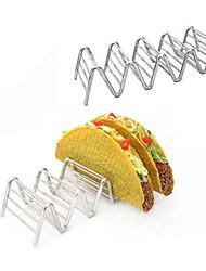 1 יחידות Bracket For עבור כלי בישול פלדת אל חלד רב שימושי / Creative מטבח גאדג'ט / בידוד