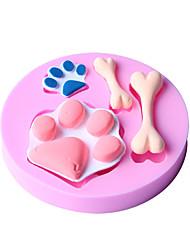 1 Pečení Nepřilnavý / Šetrný k životnímu prostředí / DIY / pečení nástroje / 3D / Vysoká kvalitaLed / Chléb / Dorty / Sušenky / Cupcake /