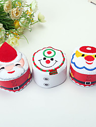 Cotton Practical Favors-1 Bath & Soaps Fairytale Theme Red / White / Yellow 30*30 Ribbons