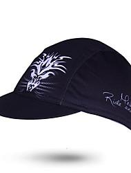 מצחת כובע אופנייים נושם ייבוש מהיר עמיד עמיד אולטרה סגול עמיד לאבק חומרים קלים נגד החלקה מגביל חיידקים תומך זיעה נוח קרם הגנה יוניסקס שחור