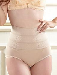 אישה סקסית אחיד-מכנסוני בוקסר תחתונים מחטבים(ניילון / ספנדקס)