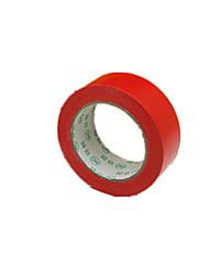 (Nota embalado 2 red tamanho 1.000 centímetros * 4,8 centímetros *) fita de tecido tapete