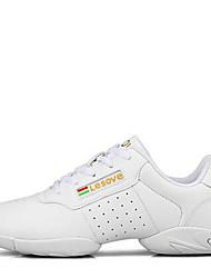 Sapatos de Dança(Branco) -Feminino-Não Personalizável-Moderna