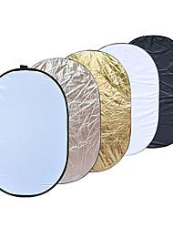 90 x 120 cm 5 v 1 přenosná skládací světlo fotografování reflektor pro studiové více fotografií disku