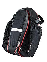 Cyklistická taškaBrašna na sedloVoděodolný / Voděodolný zip / Reflexní pásek / Všitá taška na konvici / lahev / Protiskluzový povrch /