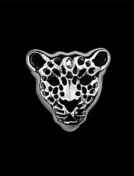 Pánské Dámské Brože Módní Punkový styl Hip-hop Stříbrná Zlatá Šperky Halloween Denní Ležérní