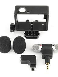 GoPro příslušenství,MikrofonPro-Akční kamera,GoPro Hero 4 Evrensel