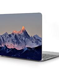 Capa para MacBook Capas de Laptop para Estilo Boêmio Plástico Material