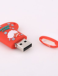 ZP USB2.0 16 gb Christmas flash drive