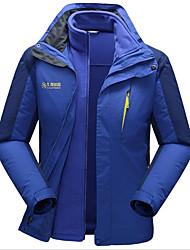 Turistika Bundy na lyže/snowboard / Větrovky / Softshellové bundy / Vrchní část oděvu PánskéVoděodolný / Prodyšné / Zahřívací /