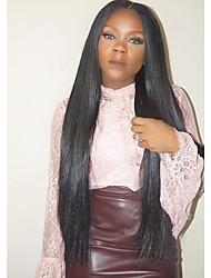 8a brazilský Glueless krajka přední Lidské vlasy paruky rovný s dítětem vlasy plné krajky paruku pro ženy