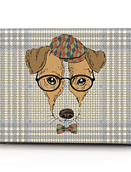 caixa do computador óculos cão macbook para macbook air11 / 13 pro13 / 15 pro com retina13 / 15 macbook12
