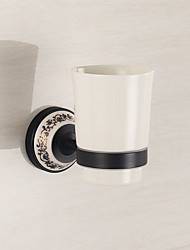 koupelnové doplňky zrcadlo leštěná koncovka mosaz materiál držák na zubní kartáček