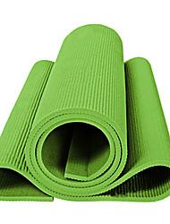Mats Yoga Eco-friendly Inodore 6 mm Blu Verde Arancione Other