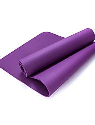 Mats Yoga Eco-friendly Inodore Molto spesso 10 mm Viola Other