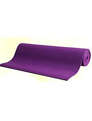 Mats Yoga Eco-friendly Inodore 8.0 mm Rosa Verde Arancione Viola Blu scuro Other