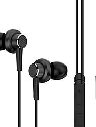 uiisii gt900 universelle 3.5mm metal hovedtelefoner i øret super bas hovedtelefon med mikrofon Auriculares til android ios