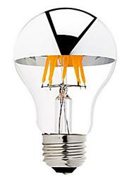 6W B22 E26/E27 LED-hehkulamput G60 6 COB 600 lm Lämmin valkoinen Himmennettävä AC 220-240 AC 110-130 V 1 kpl
