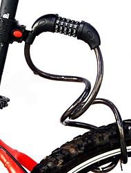 Bike Bike Locks Recreational Cycling Folding Bike Cycling/Bike Mountain Bike/MTB Road Bike BMX TT Fixed Gear Bike Durable Security Steel