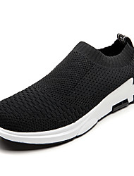 Men's Athletic Shoes Summer Fall Comfort Light Soles Tulle Outdoor Athletic Low Heel Running