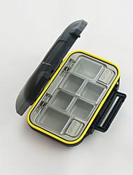 preto instrumentos de pesca de plástico de pesca em geral à prova d'água