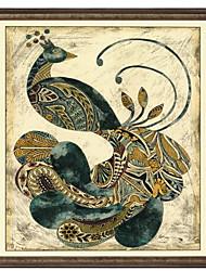 Decoração de Parede Madeira Retro Arte de Parede,1