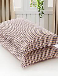 פרחוני סטי שמיכה 2 חלקים כותנה פולי / כותנה דוגמא הדפסה תגובתית כותנה פולי / כותנה קווין כריות מיטה 2 יחידות