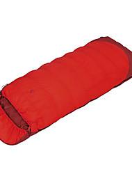 שק שינה שק שינה מומיה יחיד -10--10 פלומת ברווז80 קמפינג חוץ עמיד ללחות עמיד למים נשימה להתחמם פלנל מרופד מתקפל