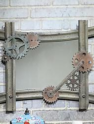 Decoração de Parede ferro Rústico Retro Arte de Parede,1