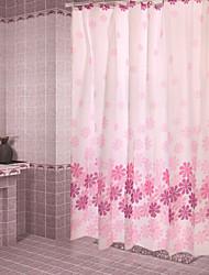 Moderní Poly / Cotton Blend 180*180CM  -  Vysoká kvalita Koupelnové závěsy