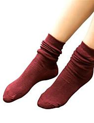 Děti ponožky bavlna pracovníkům pilotové ponožky bavlněné jednobarevné bod ponožky děti ponožek trubkových zahraničního obchodu