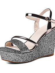 Feminino-Sandálias-Sapatos clube-AnabelaGliter Materiais Customizados-Casamento Social Festas & Noite