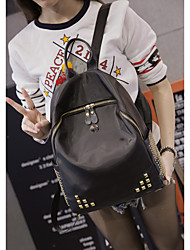 Women Oxford Cloth Casual Outdoor Backpack All Seasons