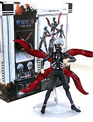 Anime Action-Figuren Inspiriert von Tokyo Ghoul Ken Kaneki PVC 16 CM Modell Spielzeug Puppe Spielzeug