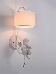 E27 moderne / zeitgenössische Malerei Merkmal für Augenschutzambient Licht Wandleuchter Wandleuchte