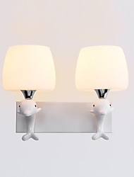 E14 Modern/Contemporary Painting Feature for Eye ProtectionAmbient Light Wall Sconces Wall Light