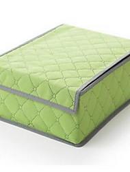 Skladovací krabice Skladovací jednotky Není tkané svlastnost je S víčkem , Pro Spodní prádlo Látka