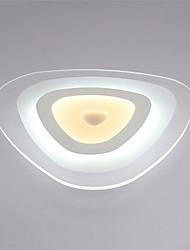 צמודי תקרה ,  מודרני / חדיש Anodized מאפיין for LED Dinmable אקרילי חדר שינה חדר עבודה / משרד חדר משחקים