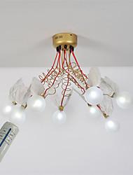 플러쉬 마운트 ,  컴템포러리 / 모던 클래식 / 전통 페인팅 특색 for LED 금속 거실 침실 주방 학습 방 / 사무실 키즈 룸 현관 차고